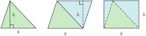 triangle area